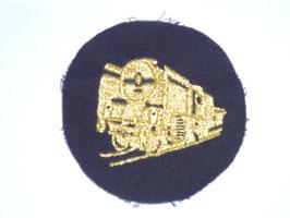 Spartenaufnäher Uniform gold