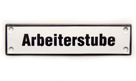 Arbeiterstube