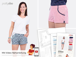 Summer Shorts von pattydoo