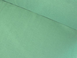 Bündchenstoff, uni - lindgrün
