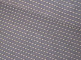 Viskosestoff, Pin Stripe - blau