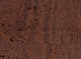 50x70cm Korkstoff, braun