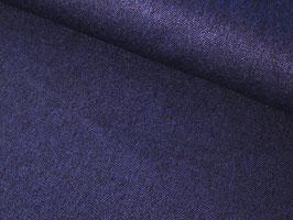 0,10 m Taschenstoff, Rom - dunkelblau