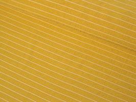 Viskosestoff, Pin Stripe - sonnengelb