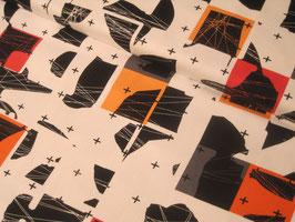 0,10 m Canvas, Avantgarde - Cut-Ups