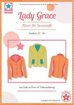 Lady Grace, Damenblazer für Sweatstoffe