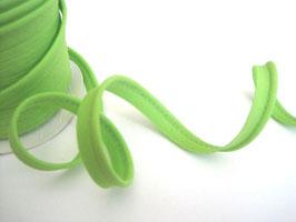 Paspelband, uni - hellgrün