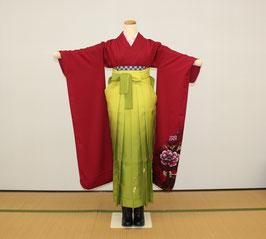袴と草履バックのセット 5