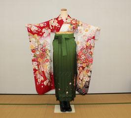 袴と草履バックのセット 6