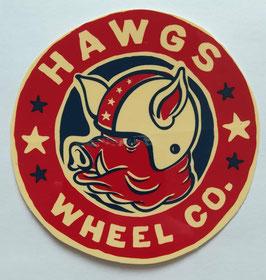 Hawgs Wheel - Pig