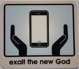 Alien Wokshop - Exalt the ne God