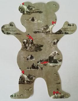 Grizzly Griptape - Bärenjagd - groß