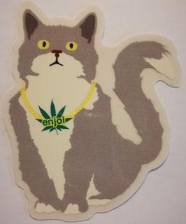 Enjoi - Weed Cat