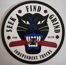 Independent Trucks - Seek Find Grind