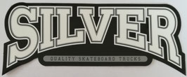 Silver Skateboards - Logo