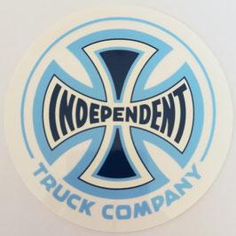 Independent Trucks - Logo Hellblau