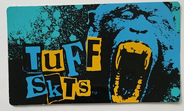 Tuff Skts - Skateboard Sticker