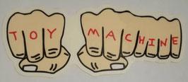 Toy Machine - Fist
