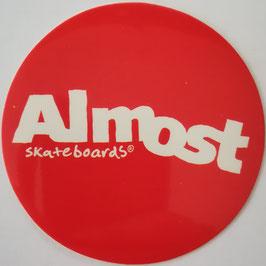 Almost Skateboards - Logo Rot