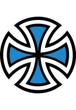Independent Trucks - Cross - Blau