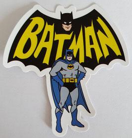 Batman Sticker Logo
