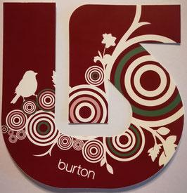 Burton - Pfeil - Vogel