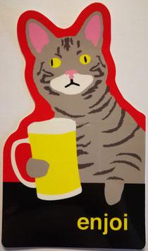 Enjoi - Beer Cat