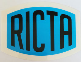 Ricta Skateboards - Logo