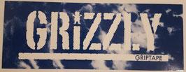 Grizzly Griptape - Schriftzug - Himmel