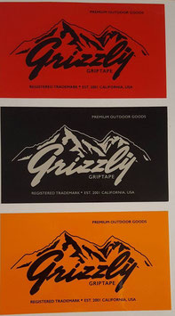 Grizzly Griptape - Mountain