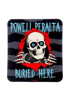 Powell Peralta Sticker - Buried Here