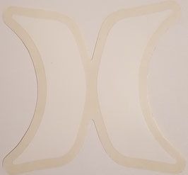 Hurley - Logo - Weiß