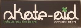 Skate Aid Sticker - Spende an Skate Aid - Unterstützt uns