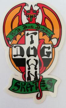 Dog Town Skates Sticker