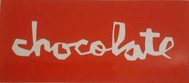 Chocolate Sticker