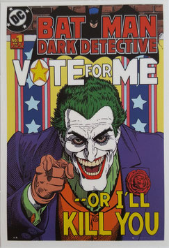 Joker Sticker - Vote for me