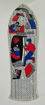 Tracker GSD Sticker