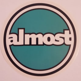 Almost Sticker