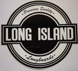 Long Island Longboards - Skate Sticker