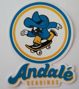 Andalé Bearings - Logo