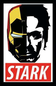 Stark Industries - Superhelden Sticker