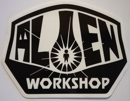 Alien Wokshop - Logo
