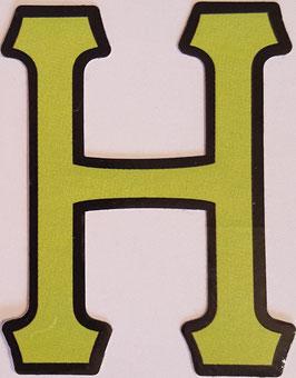 Huf Sticker - H