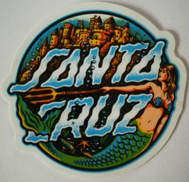 Santa Cruz - Mermaid Dot