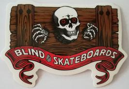 Blind - Skull