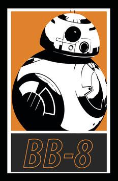 Star Wars Sticker - BB-8