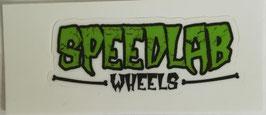 Speedlab Wheels - Turtles - Die Cut - Limited Edition