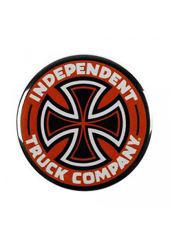 Independent - Coloured Truck Pin