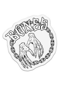 Bones Wheels - Terror Nacht - Hands