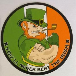 Irish Fighting Sticker